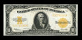 Large Size:Gold Certificates, Fr. 1173 $10 1922 Gold Certificate About New....