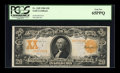 Large Size:Gold Certificates, Fr. 1185 $20 1906 Gold Certificate PCGS Gem New 65PPQ....