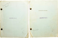 """Marian Marsh's Scripts for """"The Black Room."""" Columbia's 1935 The Black Room is one of the greatest (and most u..."""