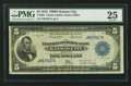 Fr. 802 $5 1915 Federal Reserve Bank Note PMG Very Fine 25
