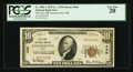 National Bank Notes:Maine, Damariscotta, ME - $10 1929 Ty. 1 The First NB Ch. # 446. ...