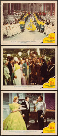 "Movie Posters:Drama, The Great Waltz (MGM, R-1946). Lobby Cards (3) (11"" X 14""). Drama.. ... (Total: 3 Items)"