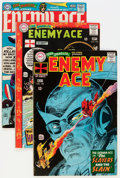 Bronze Age (1970-1979):War, Star Spangled War Stories Group (DC, 1968-75) Condition: Average VG.... (Total: 19 Comic Books)