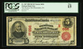 National Bank Notes:Pennsylvania, Philadelphia, PA - $5 1902 Red Seal Fr. 587 The Western NB Ch. #(E)656. ...