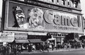 Photographs:20th Century, PETER STACKPOLE (American, 1913-1997). Camel Cigarette BillboardSign, Times Square, 1944. Gelatin silver, 1993. 11-3/8 ...