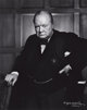 YOUSUF KARSH (Canadian, 1908-2002) Winston Churchill ('The Roaring Lion'), 1941 Gelatin silver, printed before 1971 9
