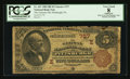 National Bank Notes:Pennsylvania, Pittsburgh, PA - $5 1882 Brown Back Fr. 467 The German NB Ch. #(E)757. ...