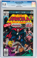 Bronze Age (1970-1979):Horror, Tomb of Dracula #54 (Marvel, 1977) CGC NM/MT 9.8 White pages....