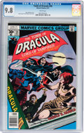 Bronze Age (1970-1979):Horror, Tomb of Dracula #56 (Marvel, 1977) CGC NM/MT 9.8 White pages....
