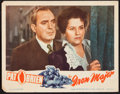 """Movie Posters:Sports, The Iron Major (RKO, 1943). Autographed Lobby Card (11"""" X 14""""). Sports.. ..."""