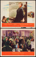 "Movie Posters:War, For Whom the Bell Tolls (Paramount, 1943). Lobby Cards (2) (11"" X14""). War.. ... (Total: 2 Items)"
