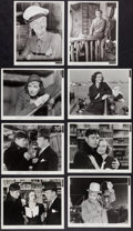 """Movie Posters:Adventure, Hell and High Water (Paramount, 1933). Portrait and Scene Photos(35) (8"""" X 10""""). AKA Cap'n Jericho. Adventure.. ... (Total:35 Items)"""