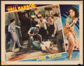 "Movie Posters:Adventure, Hell Harbor (United Artists, 1930). Lobby Card (11"" X 14"").Adventure.. ..."