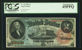 Large Size:Legal Tender Notes, Fr. 42 $2 1869 Legal Tender PCGS Extremely Fine 45PPQ.. ...