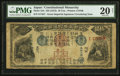 World Paper Money: , Japan 10 Yen 1873 Fifteenth National Bank (Tokyo) Pick 13. ...