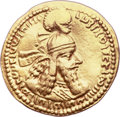Ancients:Oriental, Ancients: SASANIAN KINGDOM. Ardashir I (AD 224-241). AV half-dinar (21mm, 4.30 gm, 9h). ...