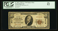 National Bank Notes:Pennsylvania, Intercourse, PA - $10 1929 Ty. 1 The First NB Ch. # 9216. ...