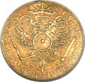German States:Hamburg, German States: Hamburg. Free City gold Ducat 1713-IR,...