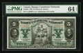 Canadian Currency: , Montreal, QC- Banque Canadienne Nationale $5 Feb. 1, 1925 Ch. # 85-10-02. ...