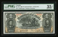 Canadian Currency: , DC-13b $1 1898 . ...