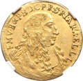 German States:Bavaria, German States: Bavaria. Ferdinand Maria gold Gulden1674-CZ,...
