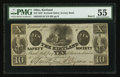 Obsoletes By State:Ohio, Kirtland, OH- The Kirtland Safety Society Bank $10 Feb. 7, 1837 G10Rust 8 Wolka 1424-12. ...