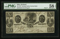 Obsoletes By State:Ohio, Kirtland, OH- The Kirtland Safety Society Bank $10 March 1, 1837G10 Rust 8 Wolka 1424-12. ...