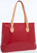 Luxury Accessories:Bags, Louis Vuitton Pomme d'Amour Vernis Brentwood Tote Bag . ...