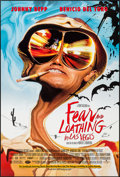 "Movie Posters:Adventure, Fear and Loathing in Las Vegas & Other Lot (Universal, 1998).One Sheets (26.75"" X 39.75"" & 27"" X 40"") DS & SS.Adventure.. ... (Total: 2 Items)"