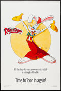 "Movie Posters:Animation, Who Framed Roger Rabbit (Kilian Enterprises, 1988). One Sheet (27""X 41"") Style C. Animation.. ..."