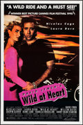 "Movie Posters:Crime, Wild at Heart (Samuel Goldwyn, 1990). One Sheet (27"" X 41""). Crime.. ..."