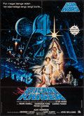 "Movie Posters:Science Fiction, Star Wars (20th Century Fox, 1977). Danish One Sheet (24.5"" X 33.5""). Science Fiction.. ..."