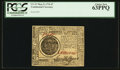 Colonial Notes:Continental Congress Issues, Continental Currency May 9, 1776 $7 PCGS Choice New 63PPQ.. ...