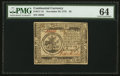 Colonial Notes:Continental Congress Issues, Continental Currency November 29, 1775 $5 PMG Choice Uncirculated64.. ...