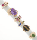 Estate Jewelry:Rings, Multi-Stone, Gold Rings. ... (Total: 6 Items)