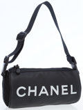 Chanel Sport Barrel Semi-Shoulder Roll Bag