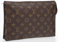 Luxury Accessories:Accessories, Louis Vuitton Classic Monogram Canvas MM Cosmetic Bag. ...