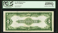 Error Notes:Large Size Errors, Fr. 238 $1 1923 Silver Certificate. PCGS Extremely Fine 45PPQ.. ...