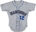 Baseball Collectibles:Uniforms, 1987 Mark Langston Game Worn Seattle Mariners Jersey. ...