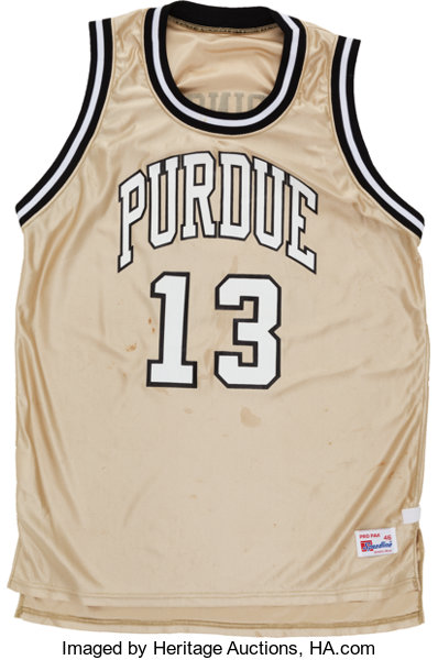quality design e5f62 4925a 1994 Glenn Robinson Game Worn Purdue Boilermakers Jersey ...