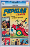 Golden Age (1938-1955):Cartoon Character, Popular Comics #89 (Dell, 1943) CGC VF/NM 9.0 Off-white pages....