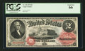 Large Size:Legal Tender Notes, Fr. 48 $2 1878 Legal Tender PCGS Gem New 66.. ...