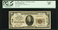 National Bank Notes:Virginia, Manassas, VA - $20 1929 Ty. 1 The Peoples NB Ch. # 6748. ...