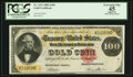 Large Size:Gold Certificates, Fr. 1211 $100 1882 Gold Certificate PCGS Apparent Extremely Fine 45.. ...