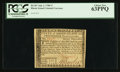 Colonial Notes:Rhode Island, Rhode Island July 2, 1780 $7 PCGS Choice New 63PPQ.. ...