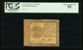 Colonial Notes:Continental Congress Issues, Continental Currency January 14, 1779 $80 PCGS Choice About New55.. ...