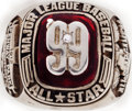 Baseball Collectibles:Others, 1999 All-Star Game Ring. ...