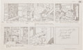"Original Comic Art:Miscellaneous, Jack Kirby Fantastic Four ""The Olympics of Space"" Storyboard#10 Original Art (DePatie-Freleng, 1978)...."