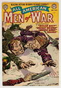 Golden Age (1938-1955):War, All-American Men of War #2 (DC, 1952) Condition: VG+....