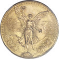 Mexico, Mexico: Republic gold 50 Pesos 1943,...